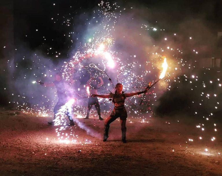 Нощта на музеите в Акве Калиде – Нощ на огъня и водата