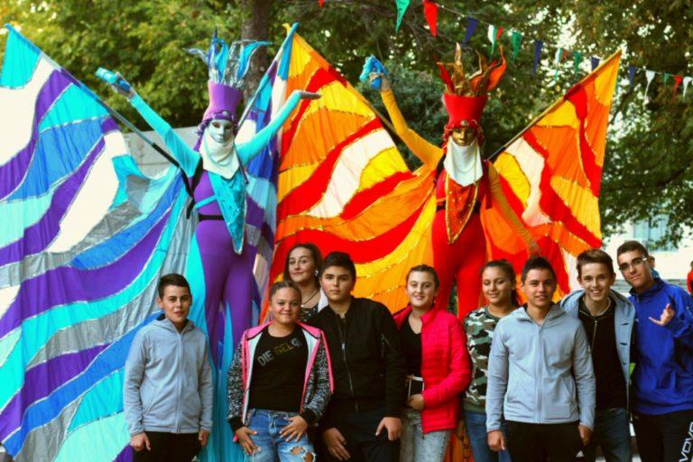 Огнено Шоу ДИвинитас представя Артисти на Кокили в Нова Загора